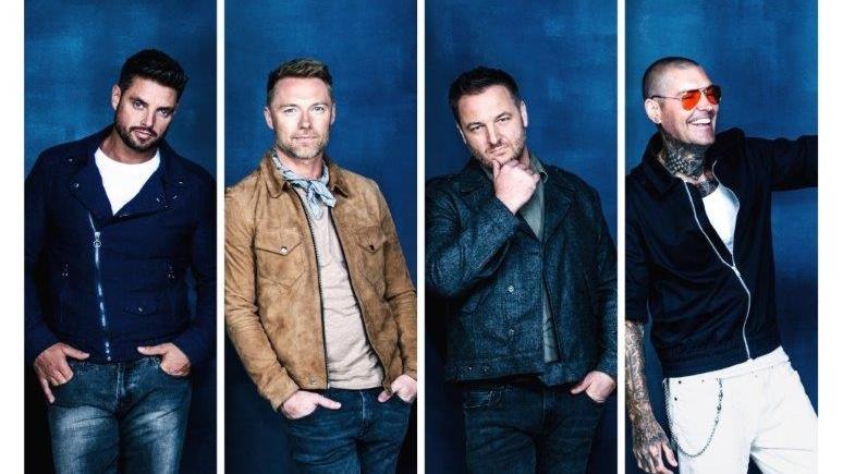 Boyzone Announce Farewell Tour And Album
