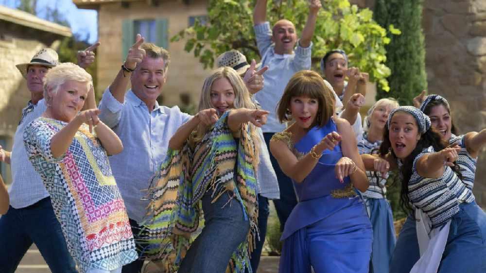 At The Flix: Mamma Mia! Here We Go Again, Hotel Artemis & Thomas & Friends: Big World! Big Adventures! The Movie