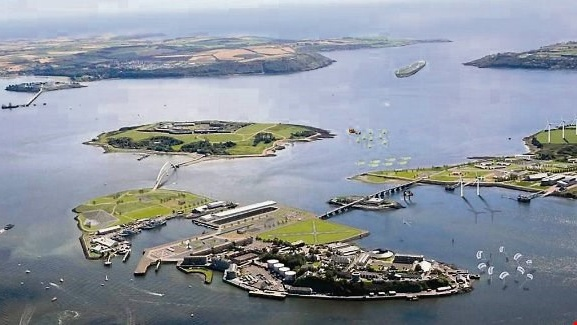 Cork's Camden Fort Meagher Could Join Spike Island As A Prominent Part Of Cork Harbour's Tourism Experience