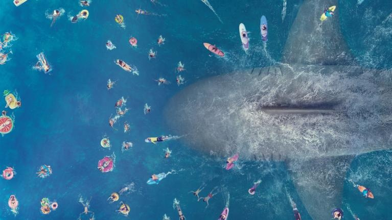 At The Flix: The Meg, The Darkest Minds & Pope Francis: A Man of His Word