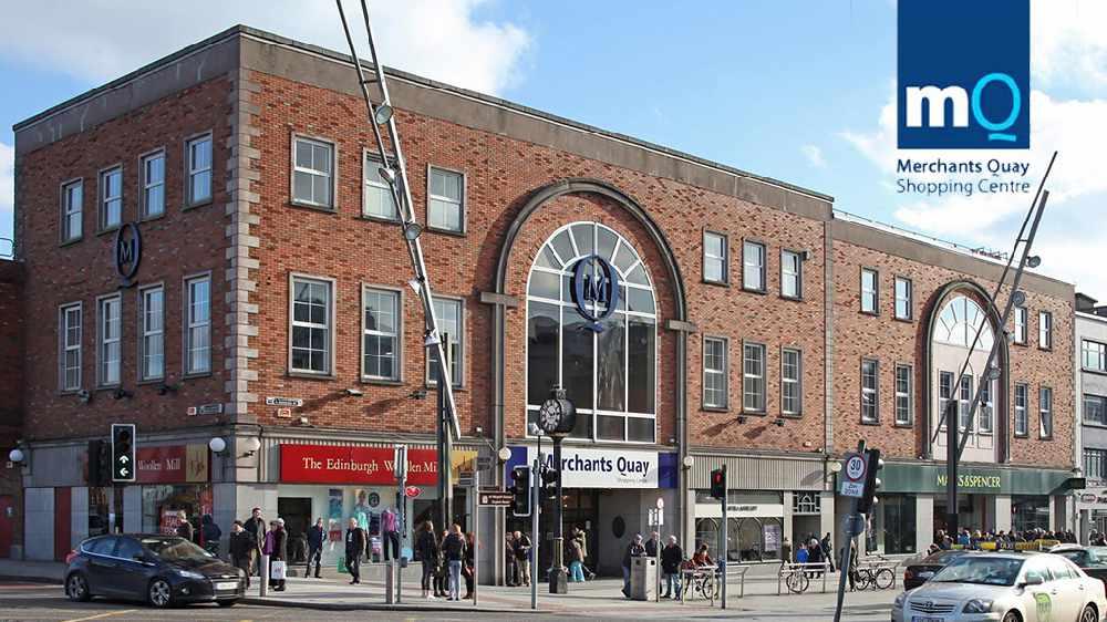 Merchants Quay Shopping Centre Is To Undergo An Upgrade