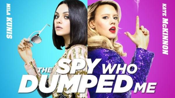 At The Flix: The Spy Who Dumped Me, Alpha & Slender Man