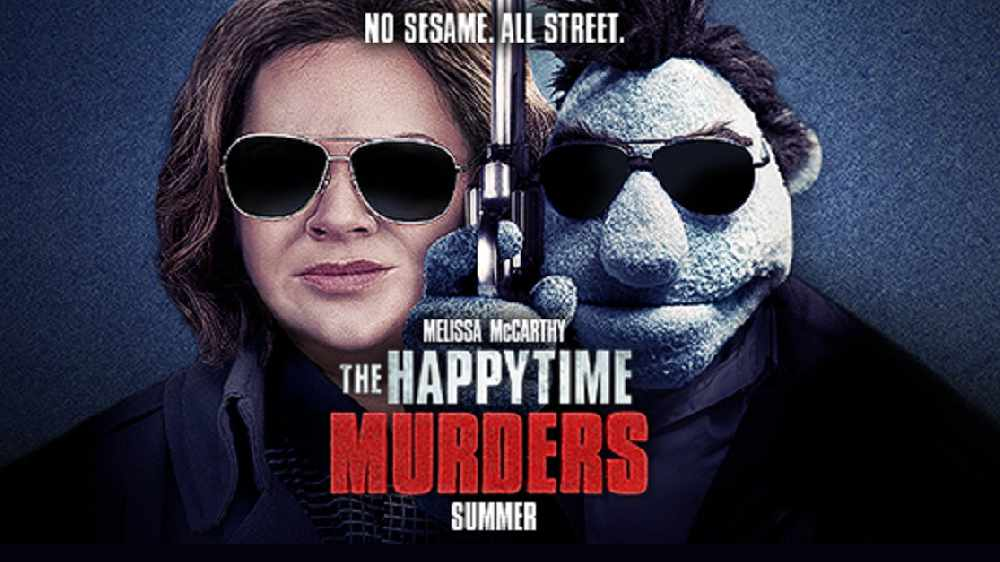 At The Flix: The Happytime Murders, Yardie & Upgrade
