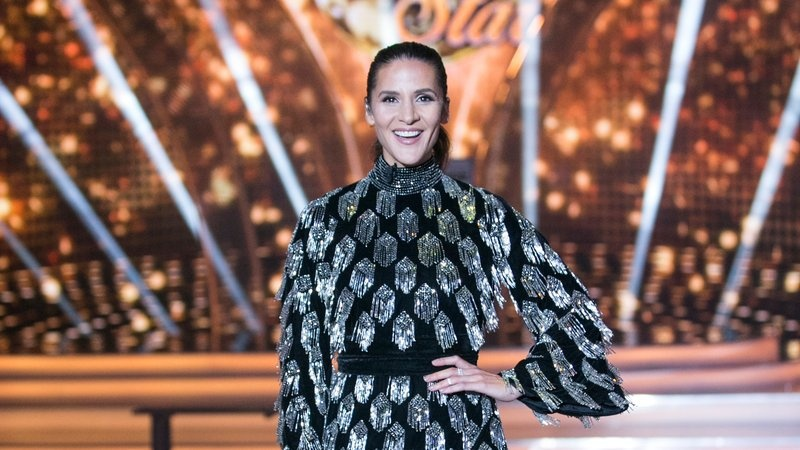 Amanda Byram Quits Dancing With The Stars