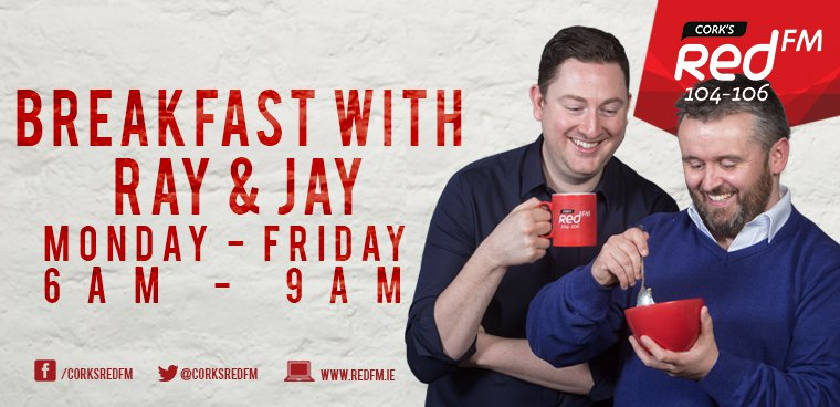 PODCAST: Breakfast with Ray & Jay