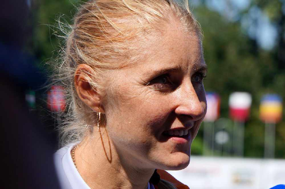 Interview with world champion Sanita Puspure