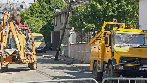 Thousands without power as a result of Storm Ali