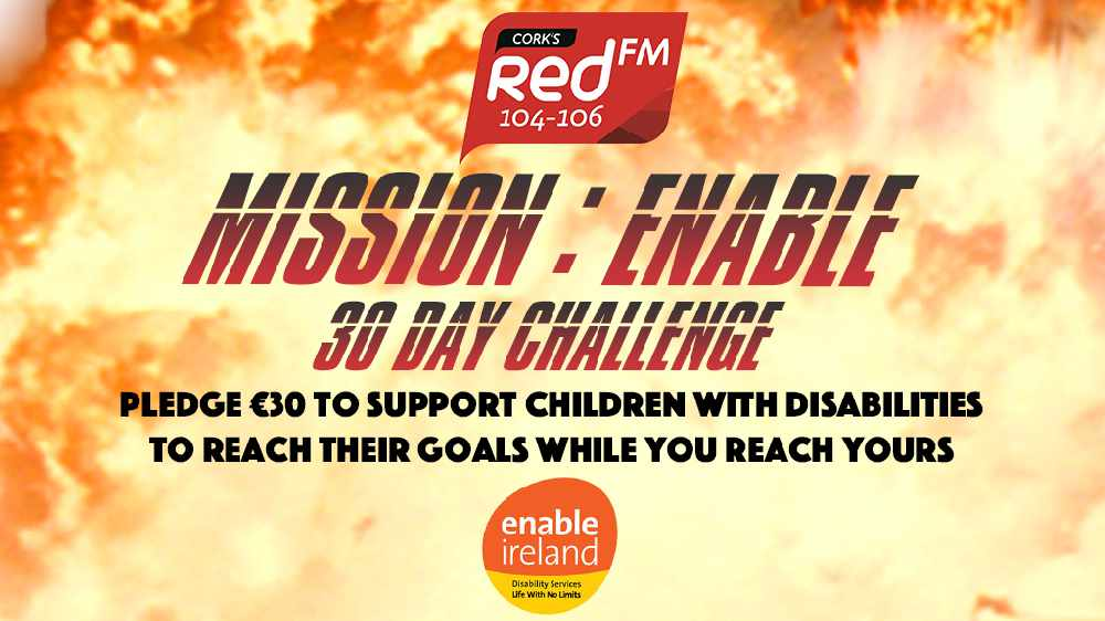 RedFM's Mission Enable: 30 Day Challenge