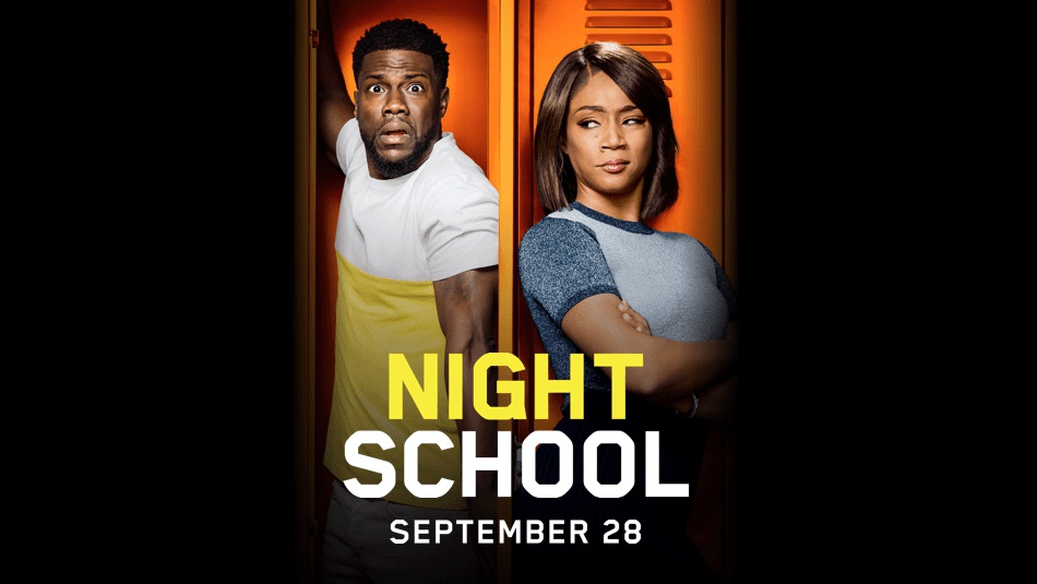 At The Flix: Night School, The Wife & The Lord Of The Rings: The Return Of The King