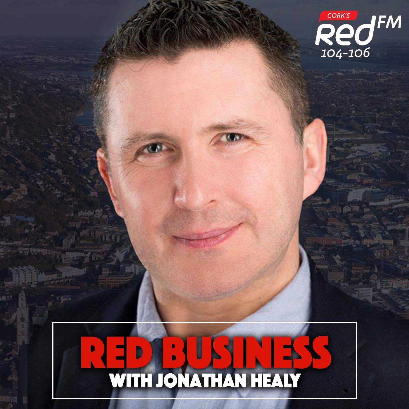 RedBusiness with Jonathan Healy