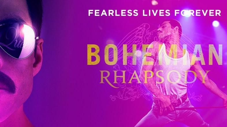 At The Flix: Bohemian Rhapsody, Katie & Ghostbusters