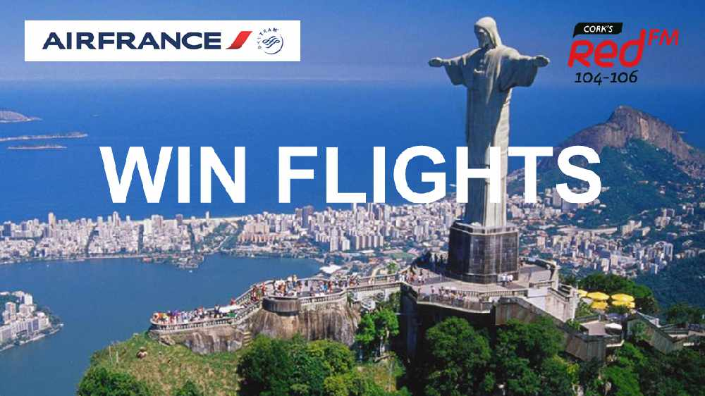 Win Flights To Paris, Rio De Janeiro, Rome, Copenhagan or Venice with Air France!