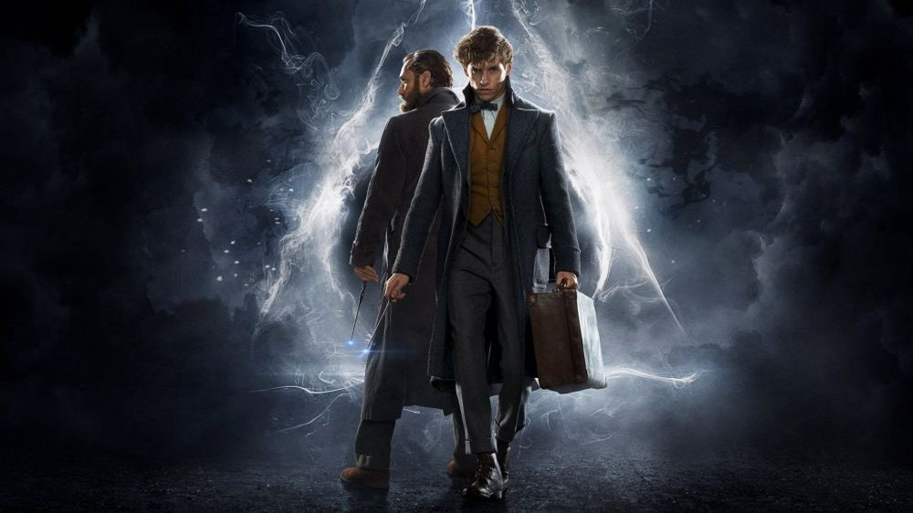 At The Flix: Fantastic Beasts: The Crimes of Grindelwald, Burn The Stage: The Movie & Robin Hood