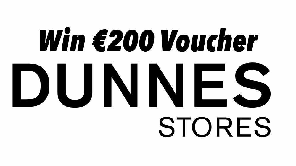Win A €200 Voucher For Dunnes Stores Bishopstown Court Every Day This Week!