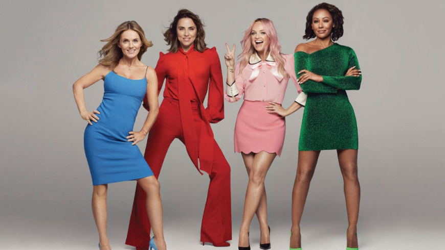 Here's Everything You Need To Know About Spice Girls' Croke Park Gig Including Stage Times