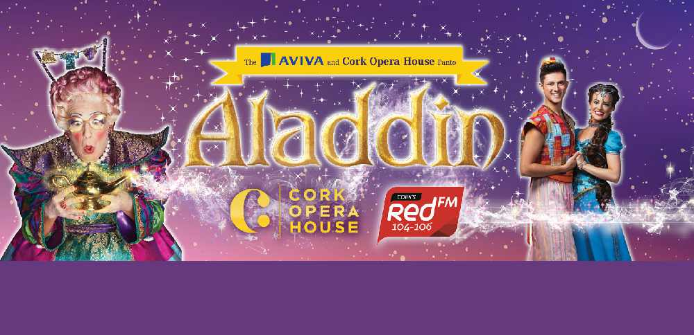 Book Tickets For Aladdin At Cork Opera House
