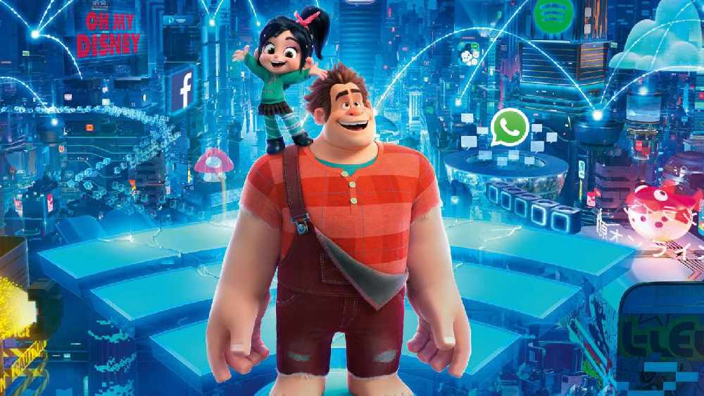At The Flix: Ralph Breaks The Internet, Creed 2 & The Possession of Hannah Grace
