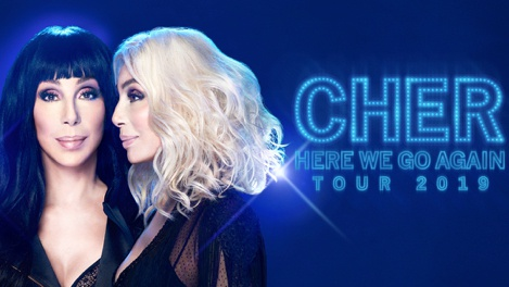 Cher Announces First Irish Concert In 15 Years