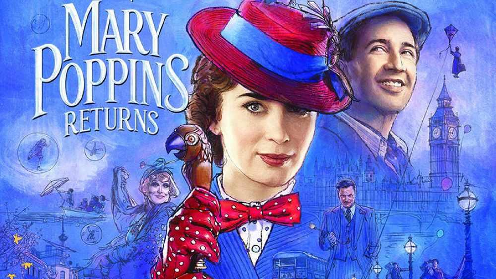 At The Flix: Mary Poppins Returns, Bolshoi Ballet - The Nutcracker & Home Alone - #BringItBack