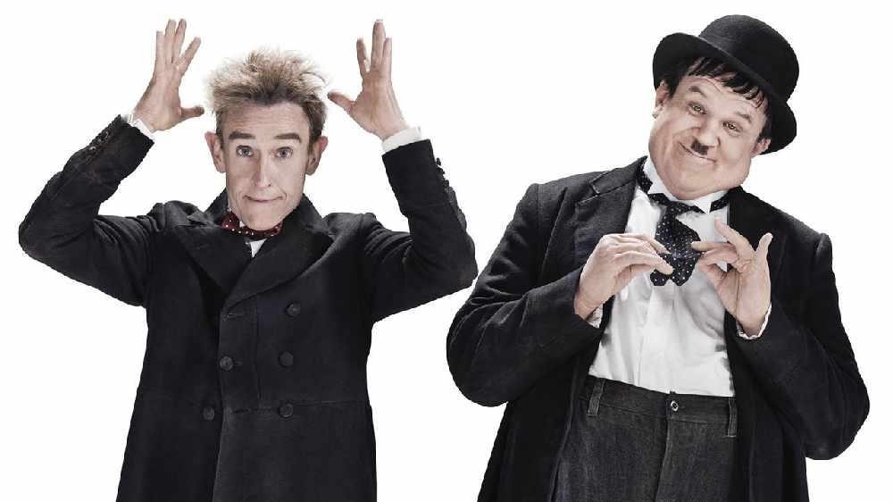 At The Flix: Stan & Ollie, The Upside & Moulin Rouge! - #BringItBack