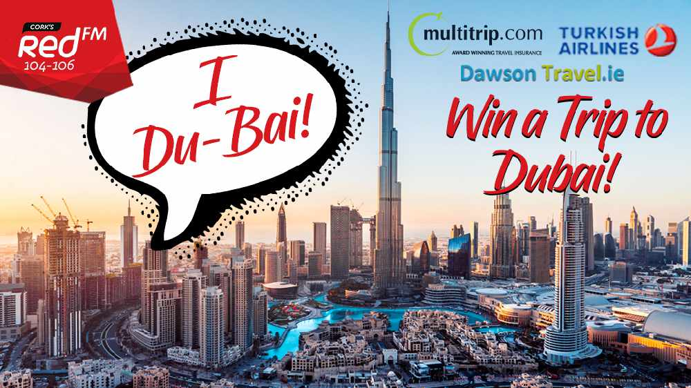 Win A Trip To Dubai with Multitrip.com, Turkish Airlines & Dawson Travel!