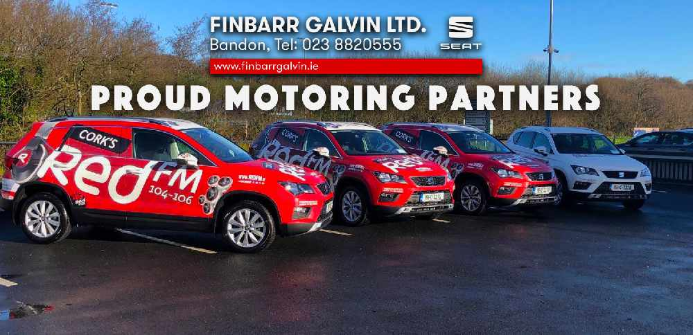 Finbarr Galvin Proud Motoring Partners