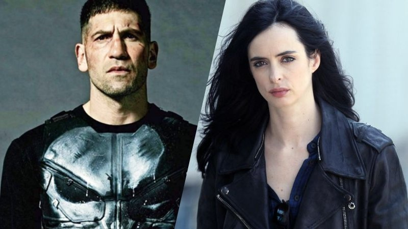 Jessica Jones and The Punisher Cancelled on Netflix