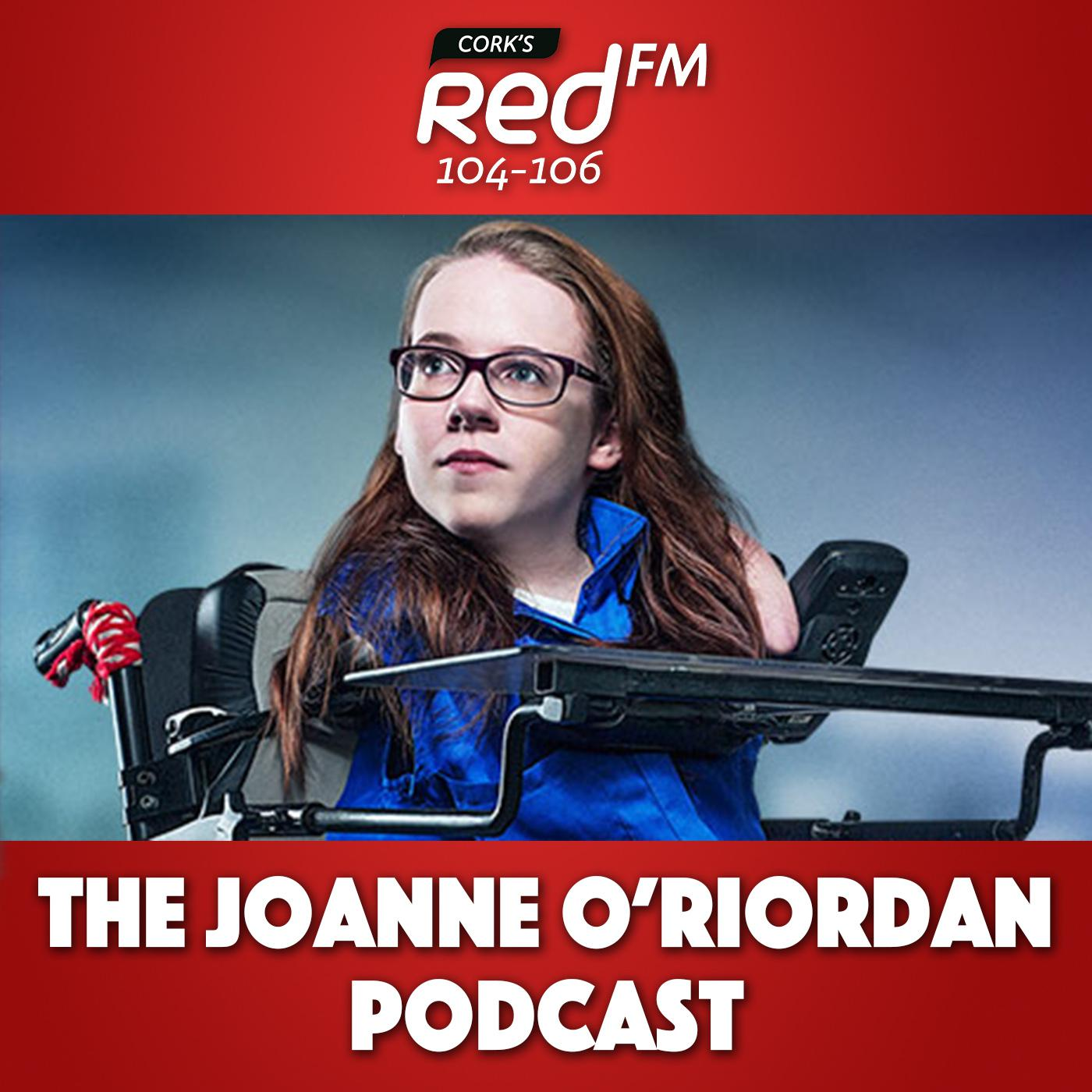 The Joanne O'Riordan Podcast | Cork's RedFM