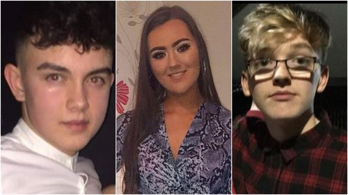 Probe Into The Tragic Death Of Three Teenagers Outside A Disco In Co Tyrone