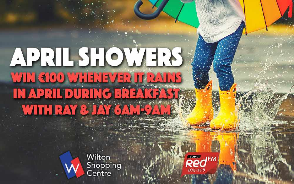 Win €100 Cash And A Luxury Getaway In April Showers With Wilton Shopping Centre