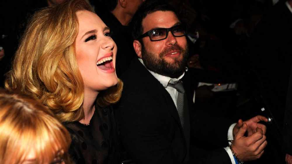Adele Splits From Husband Of Two Years