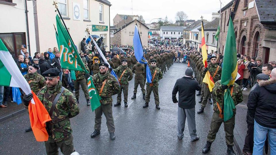 Government Urged To Consider Banning The Dissident Republican Group Saoradh