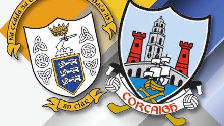 Cork minor football team to face Clare