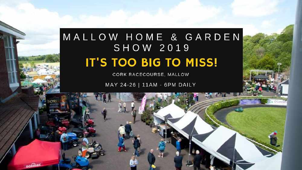 Win Passes To The Mallow Home And Garden Festival PLUS A Luxury Stay At The Kinsale Hotel & Spa!