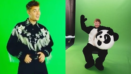 WATCH: Ed Sheeran Releases Video For New Song With Justin Bieber