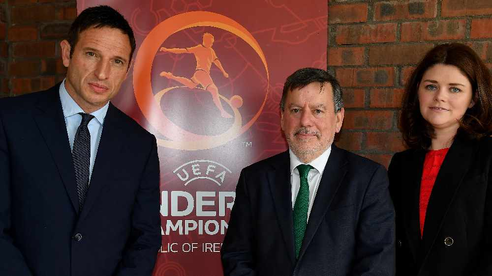 Noel Mooney takes up temporary FAI role