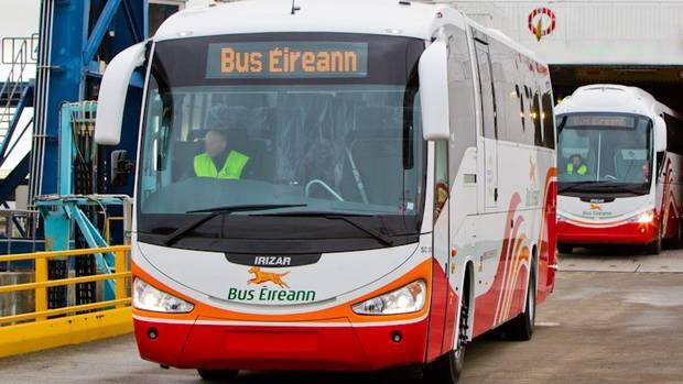 Cork Commuters Playing Significant Role In Success Of Bus Éireann