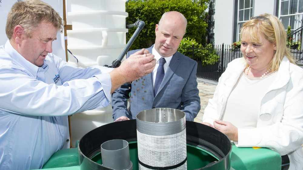 Cork Based Firm Achieve EU Certification For New Waste Water Treatment System