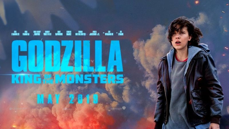At The Flix: Godzilla: King of the Monsters & Ma
