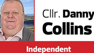 The Bantry/West Cork ElectoralArea Independent Danny Collins Tipped To Top The Poll