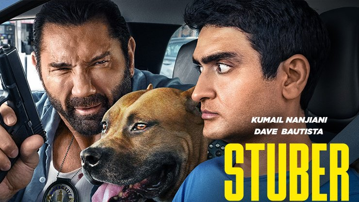 At The Flix: Stuber, The Dead Don't Die & Pavarotti