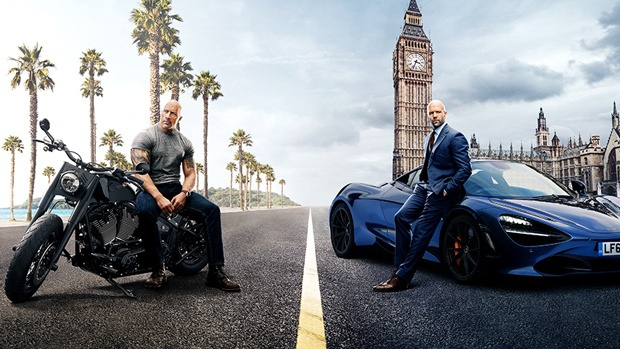 At The Flix: Fast & Furious Presents: Hobbs & Shaw, Angry Birds 2 & Bring The Soul: The Movie