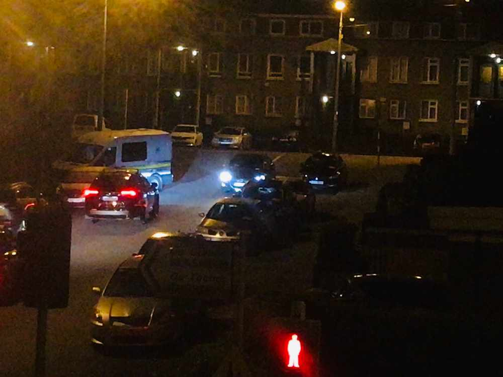 Gardai Arrested A Man In The City Centre In The Early Hours Of This Morning