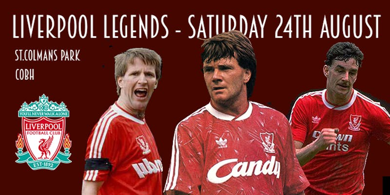 Win Family Passes to Liverpool Legends Select X1 vs LOI Select & Guests