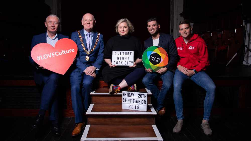Cork City Culture Night Launched By Derry Girls Star