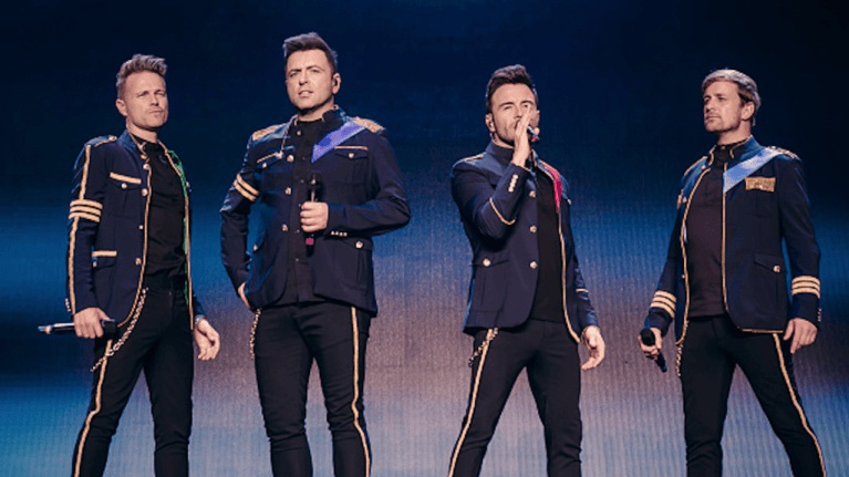 Westlife Announced For Pairc Ui Chaoimh For Summer 2020