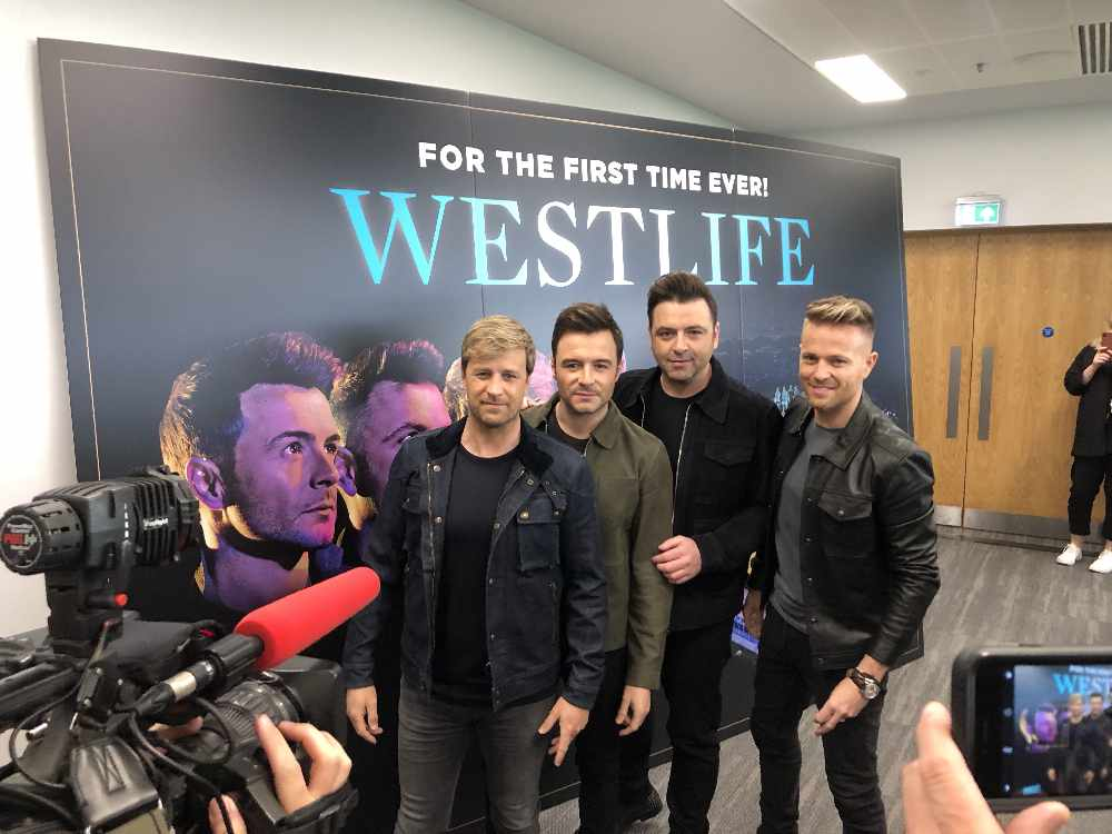 Westlife Reschedule Gigs At Pairc Uí Chaoimh This August To Next Summer