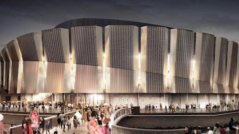 The Latest Announcement On The Progress Of The Events Centre Gives No Clarity About Its Future
