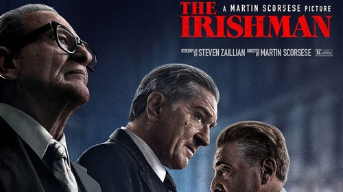 At The Flix: The Irishman, Luce & A Star Is Born #BringItBack