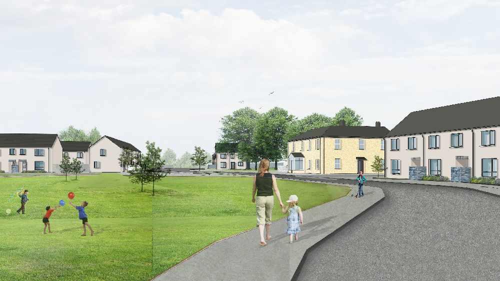 Construction Of 57 Social Houses Underway In Clonakilty